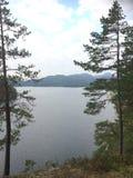 Norwegische Natur Lizenzfreie Stockbilder