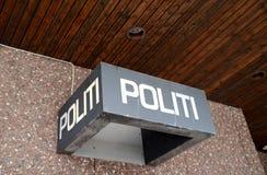 Norwegische Polizei Stockbilder