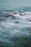 Norwegisches Meer Stockbild