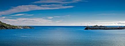Norwegisches Meer Lizenzfreie Stockbilder