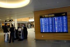 NORWEGU AIRLIBES piloci NA strajkach Obraz Stock