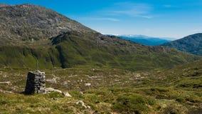 Norwegu krajobraz Fotografia Stock