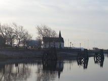 Norweigian教会 免版税库存图片