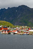 Norweigian fjord Royalty Free Stock Photography