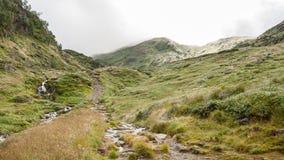 Norwescy krajobrazy Fotografia Royalty Free