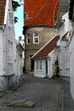 Norweska ulica Obraz Stock