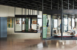 Norweski Morski muzeum Fotografia Royalty Free