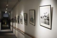 Norweski Morski muzeum Zdjęcie Stock