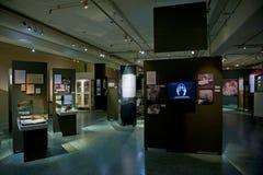 Norweski muzeum nauka i technika Zdjęcia Royalty Free