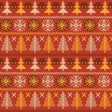Norweski ornament Zdjęcia Royalty Free