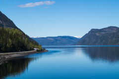 Norwey moutains Royalty Free Stock Photo