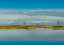 Norwgian Landschaft lizenzfreie stockfotos