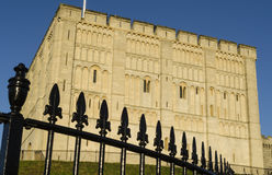 Norwich castle Royalty Free Stock Photos