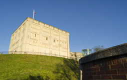 Norwich castle Royalty Free Stock Image