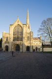 Norwich cathedral Royalty Free Stock Photography