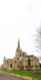 Norwich Cathedral, Norfolk, England. Royalty Free Stock Photos