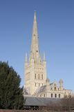 Norwich Cathedral, Norfolk, UK. Royalty Free Stock Images