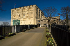 Norwich City se escuda el museo Imágenes de archivo libres de regalías