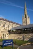 Norwich domkyrka Arkivbilder