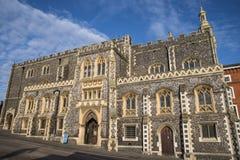 Norwich ratusz Zdjęcie Stock