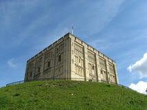 Norwich-Schloss Stockbild