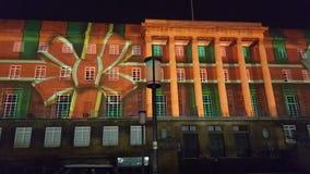 Norwich urząd miasta obraz stock