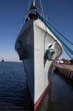 Nos niszczyciel Zdjęcie Royalty Free
