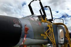 Nos sekcja RAF fantomu wojownik obrazy stock