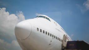 Nosa samolot Obrazy Royalty Free