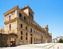 Nosa Senora da Antiga School - école monumentale Images stock