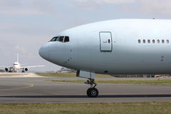 Nose of plane Royalty Free Stock Photo