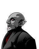 Nosferatu: Symphony of Horror. A classical horror Nosferatu: Symphony of Horror Royalty Free Stock Image