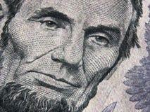 Nosotros billete de dólar foto de archivo libre de regalías