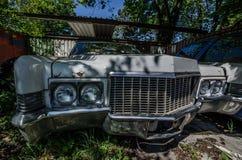 nosotros coche en naturaleza Foto de archivo