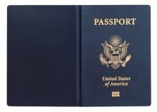 Nosotros pasaporte Fotos de archivo libres de regalías