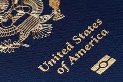 Nosotros pasaporte imagenes de archivo