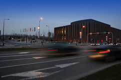 NOSPR Katowice Arkivfoton
