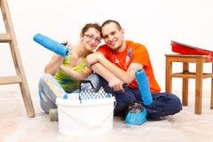 Nossa HOME nova Foto de Stock