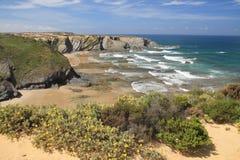 Nossa Senhora beach Royalty Free Stock Image