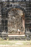 Nossa senhora da catedral do rosário Imagens de Stock