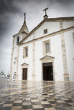 Nossa Senhora da Conceição Parish church in Vila Viçosa. Évora, Portugal Royalty Free Stock Photos