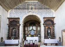 Nossa Senhora da Coneicao Convent Itanhaem Royalty Free Stock Photography