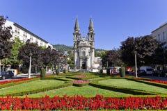 Nossa Senhora da Consolacao Church, Guimaraes Royalty Free Stock Photos