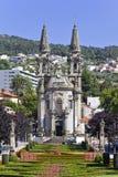 Nossa Senhora da Consolacao Church, Guimaraes Royalty Free Stock Images