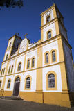 Nossa senhora da Graca church in Sao francisco do sul. Santa Cat. Arina. july, 2017 stock photos