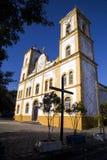 Nossa senhora da Graca church in Sao francisco do sul. Santa Catarina. july 2017. Nossa senhora da Graca church in Sao francisco do sul. Santa Catarina. july royalty free stock image