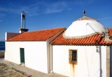 Nossa Senhora da Guia Chapel Royalty Free Stock Images