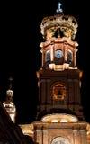 Nossa senhora da igreja de Guadalupe Fotos de Stock