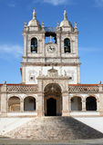 Nossa Senhora da Nazare sanctuary Royalty Free Stock Photo