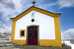 Nossa Senhora da Pena Chapel Stock Image